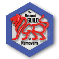 National Guild Removers logo